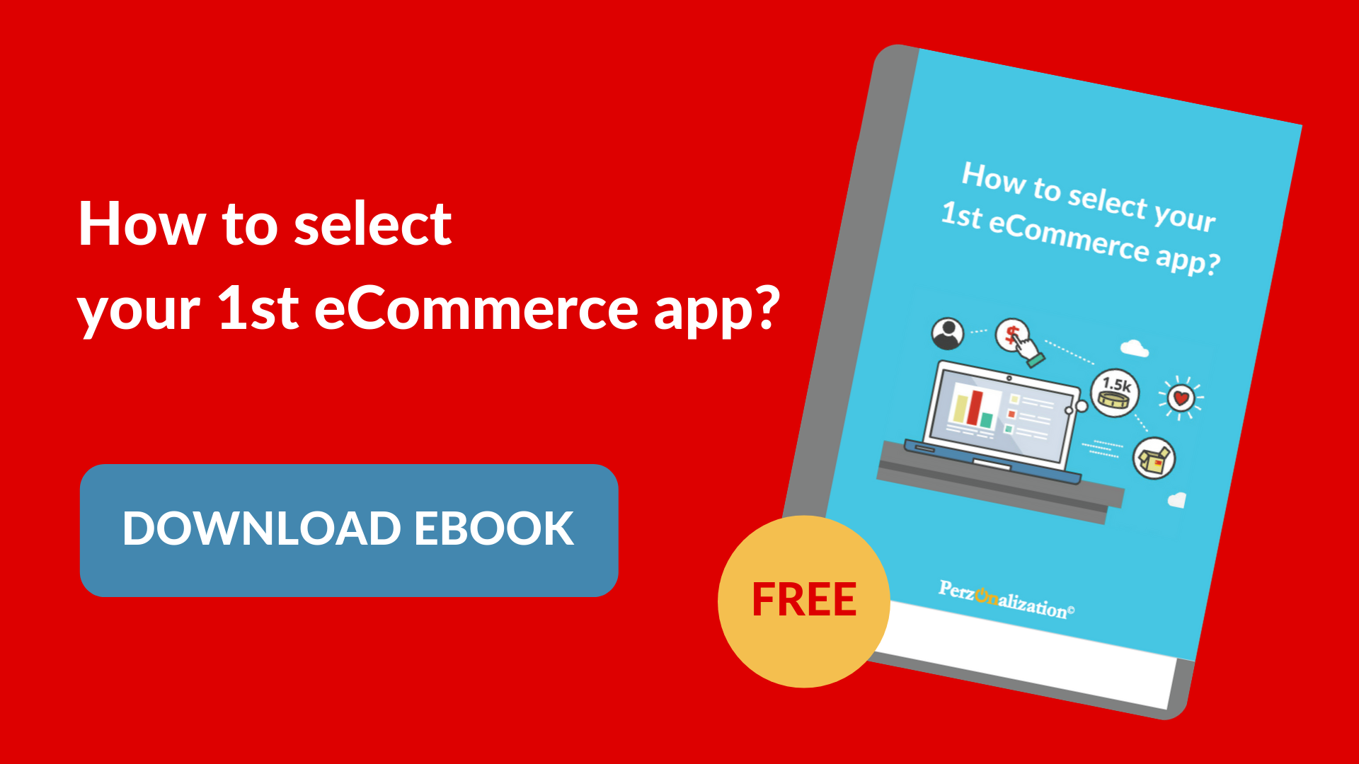 How to select your first eCommerce app