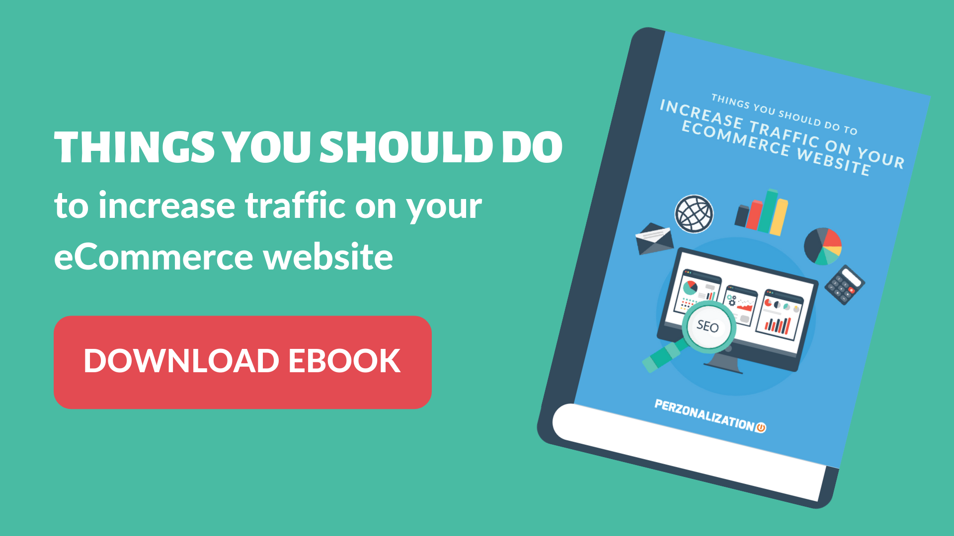 Download free ebook: Things you should do to increase traffic on your eCommerce website
