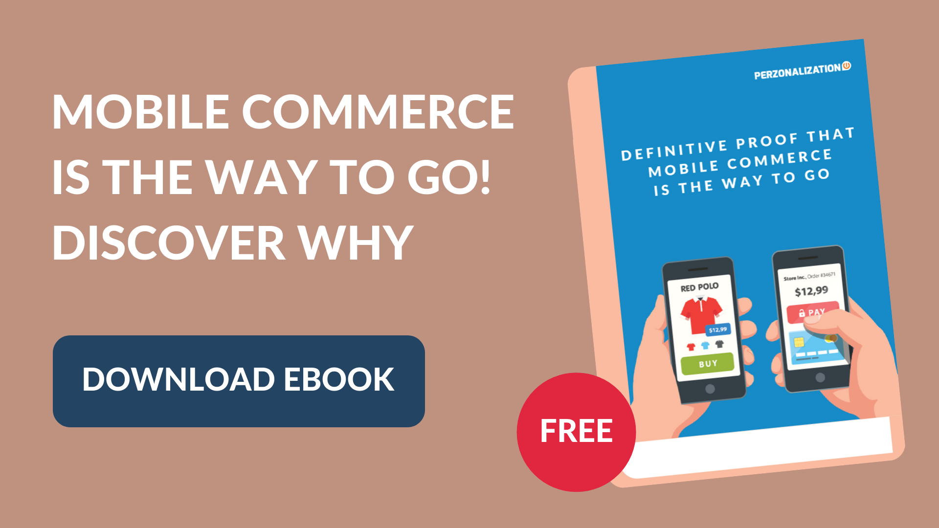 Download free eBook: Mobile commerce ebook