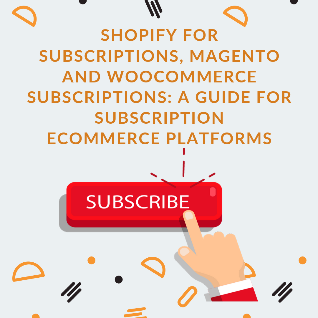 Shopify for subscriptions or other platform subcriptions will help you create a loyal following with the different features it offers to its users.