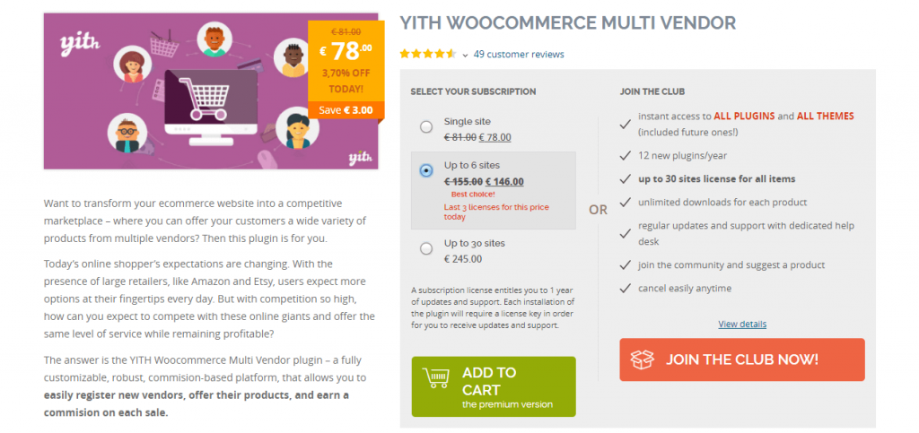 This article is all about WooCommerce multi-vendor marketplace, we briefly explained how this business model works for WooCommerce or WordPress.