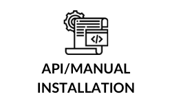 API MANUAL INSTALLATION