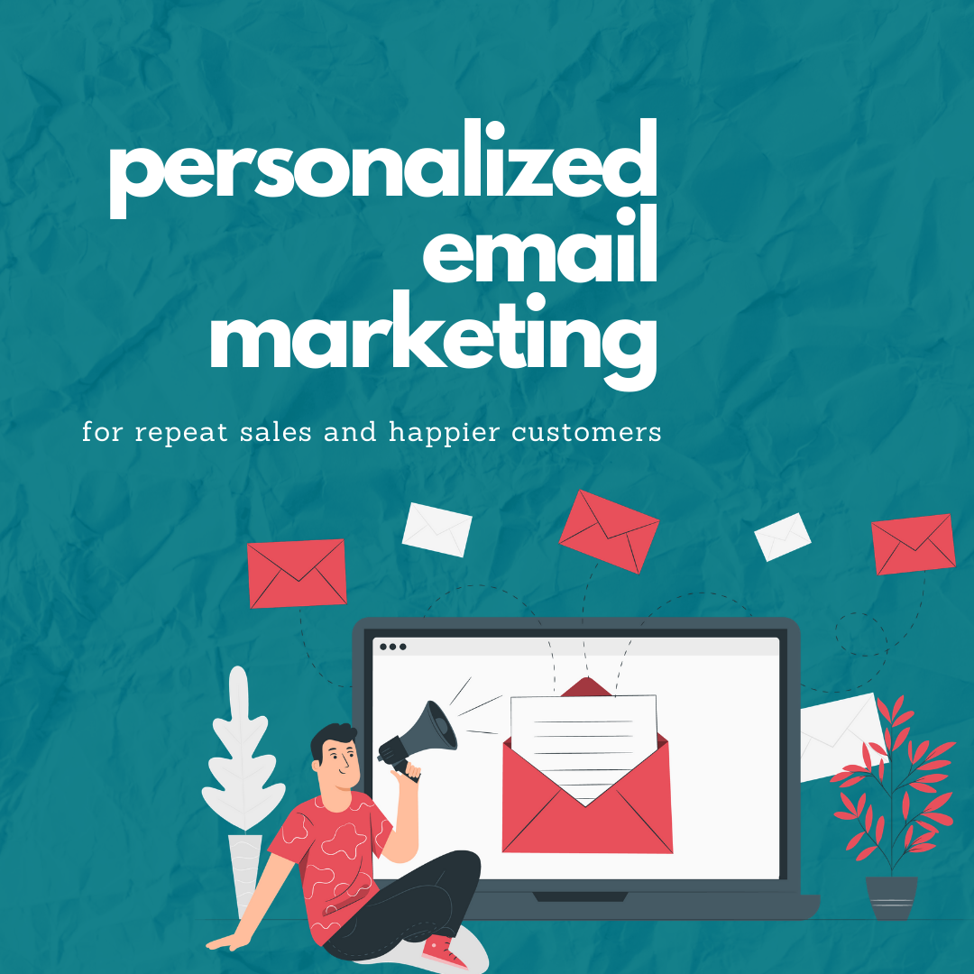 Find out all you need to learn about personalized email marketing; definition, features, techniques, benefits along with inspiring examples from eCommerce.