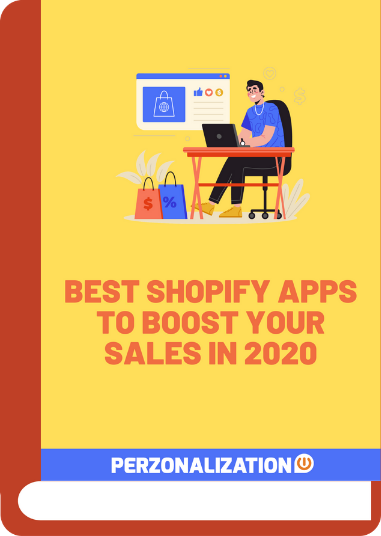 Best Shopify Apps in 2020: Free eBook cover