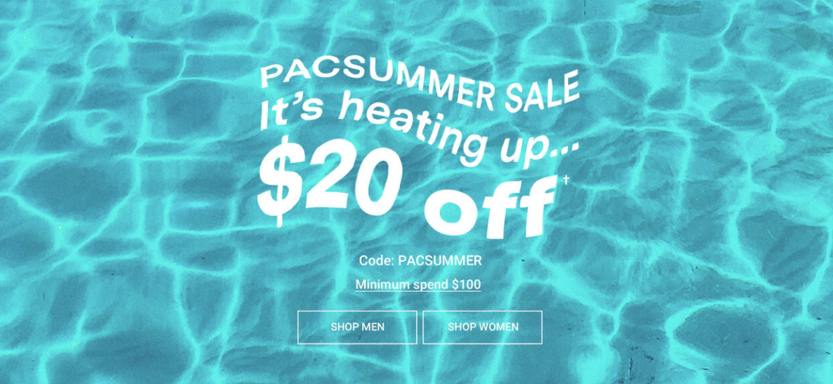 Best ecommerce websites of 2020: Pacsun