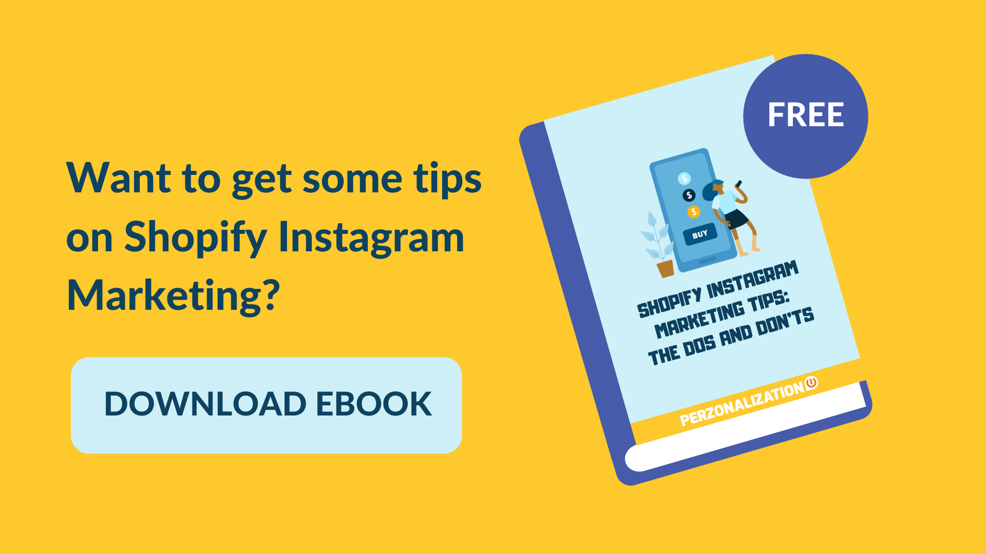 Are you a Shopify merchant? This free ebook lists Shopify Instagram marketing tips that you may find handy for your eCommerce business.