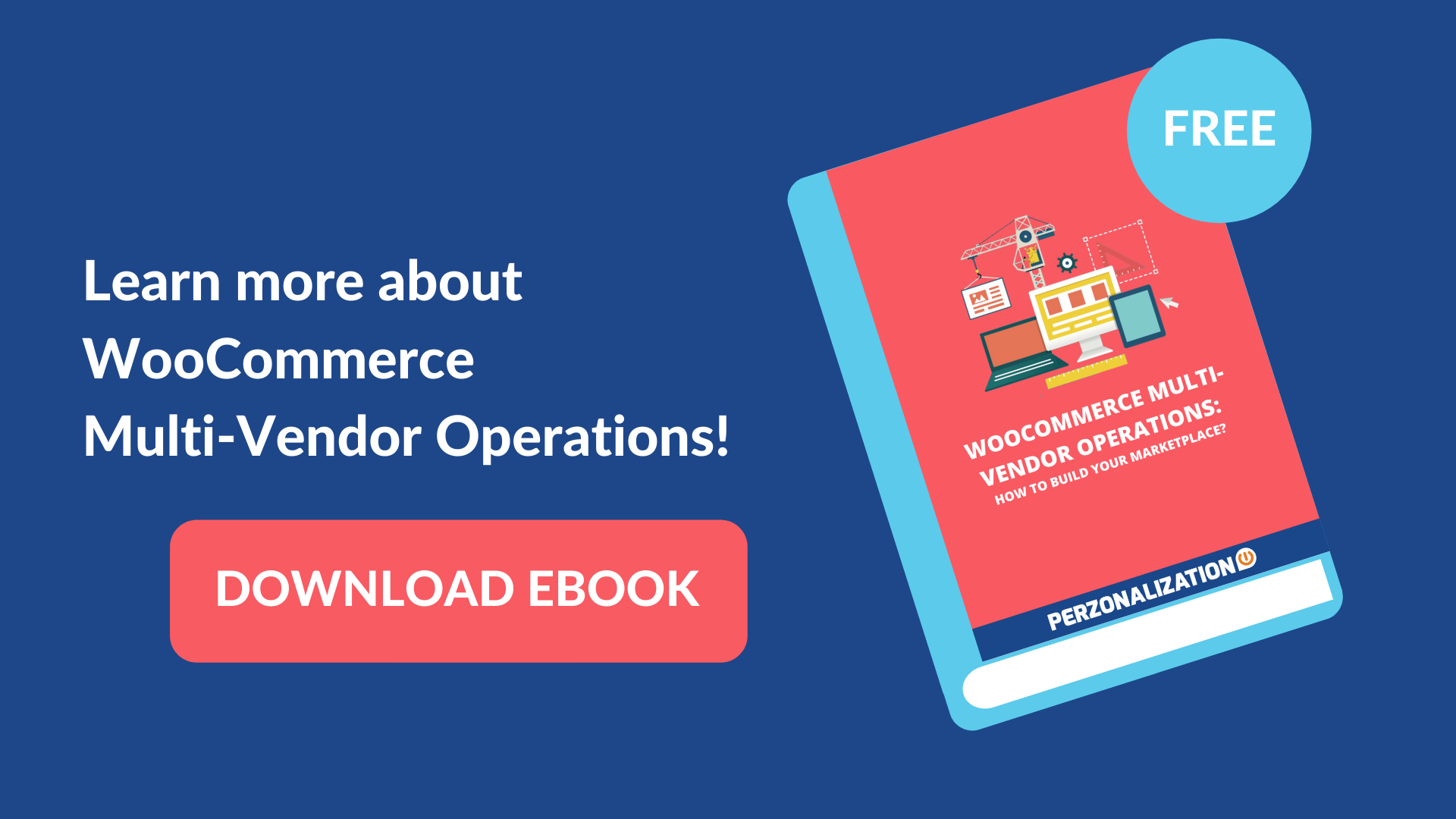 This free eBook is all about WooCommerce multi-vendor marketplace, we briefly explained how this business model works for WooCommerce or WordPress.