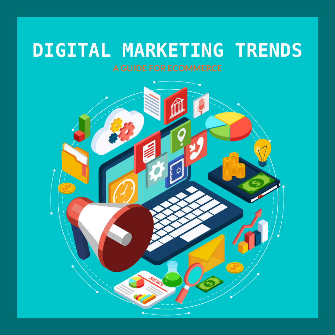 It is the ideal time for us to take a look at the latest eCommerce digital marketing trends for 2021 that will dominate the coming days.