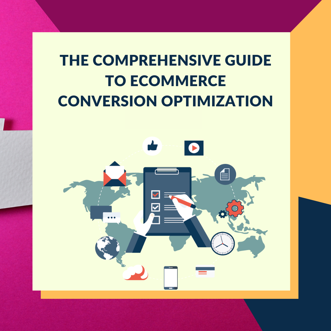 eCommerce conversion optimization is a collection of all those techniques and processes which ultimately result in getting more customers and more sales.