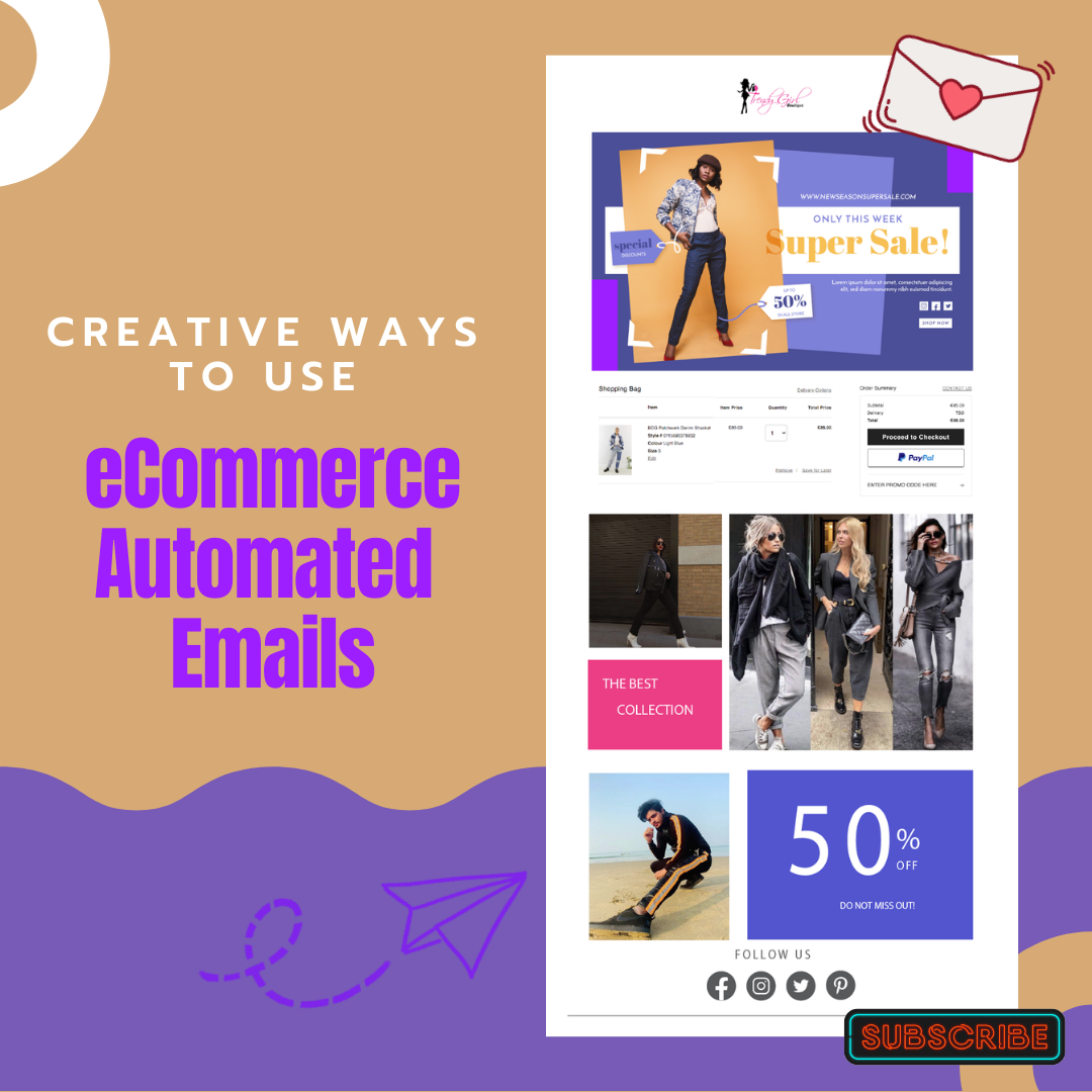 ecommerce automated emails