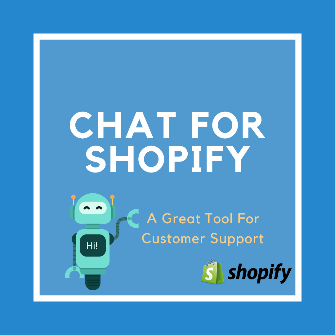 Chat for Shopify is a commonly used form of eCommerce customer support. Today, AI powered are helping online retailers. Find out more in this post!