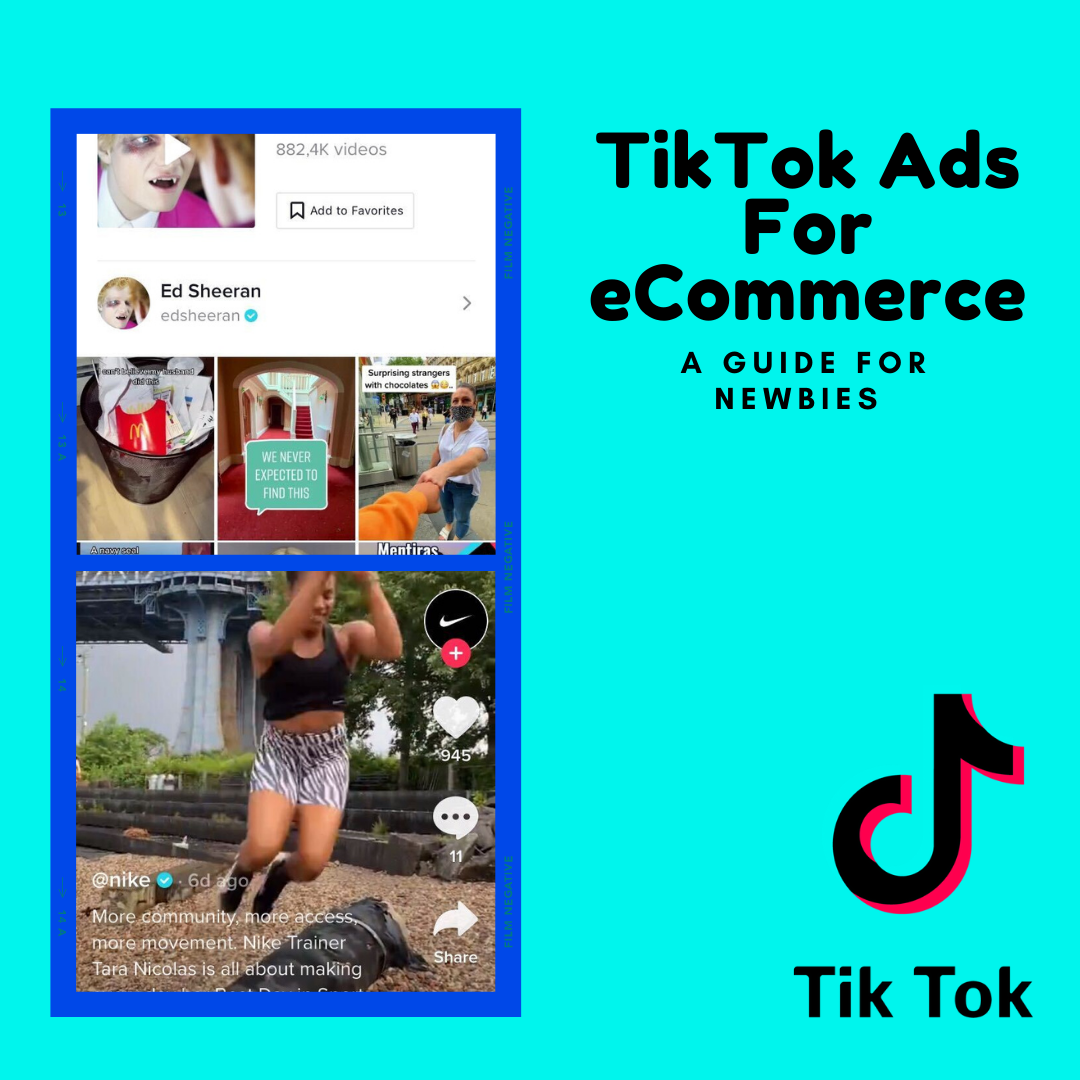 TikTok has become an important channel for marketers. Many different TikTok ads are being published. Take a look at this post to discover TikTok ads!